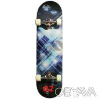 Скейт W-Track Master скейтборд skate board - 8 слоев c клена, 1 бамбуковая прос. Київ, Київська область. фото 3