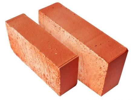 Кирпич керамический строительный одинарный. Одесса. фото 1
