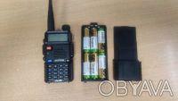 Аккумуляторный, батарейный отсек для рации Baofeng UV-5R. Киев. фото 1