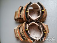 Продам детские босоножки 19 размера (по стельке 12 см), подойдут как мальчику та. Кривой Рог, Днепропетровская область. фото 4