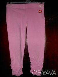 1) Розовые  леггинсы на 4 года,CARTER'S,цена-55гр. размеры:длина-42см.   ПОП-22. Киев, Киевская область. фото 4