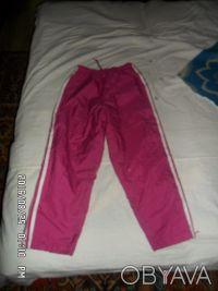 ПРодам утепленные спортивные штаны на девочку в отличном состоянии на рост 128-1. Киев, Киевская область. фото 3