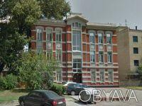 отдельно стоящее трехэтажное  здание Черноморского казачества. Одесса. фото 1