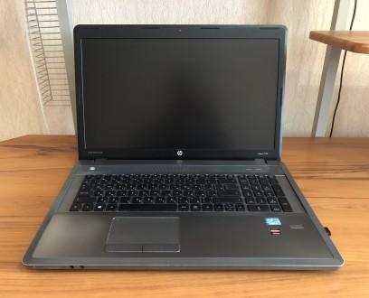 HP ProBook 4740s (17.3'', Core i7, RAM 8 ГБ, SSD 480 ГБ, HDD 750 ГБ). Сумы. фото 1