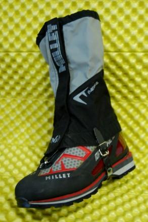 Новые ботинки Millet Radikal Rock+гамаши Millet Radikal. Ровно. фото 1