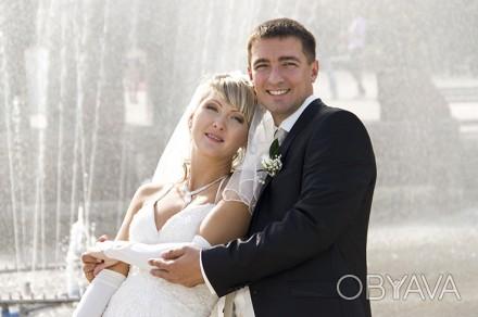 Замовляйте весільного фотографа на ваше свято.  Живі яскраві фотографії, якісн. Киев, Киевская область. фото 1