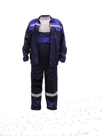 Курточка с полукомбинезоном, комплект рабочий. Белая Церковь. фото 1