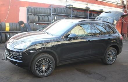 Тюнинг диски Porsche Cayenne 958 новые. Киев, Киевская область. фото 13