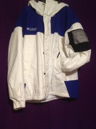 Продам спортивную мужскую куртку Colambia. Александрия. фото 1