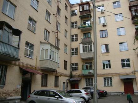Продам однокомнатную квартиру в Сталинке на Науке, 43.. Київ. фото 1
