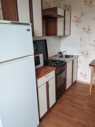 1-комнатная квартира, 46 кв.м. Винница. фото 1