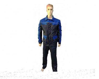 Модельный рабочий костюм, спецодежда. Белая Церковь. фото 1