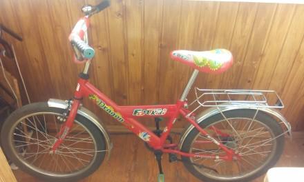 Велосипед детский б.у. Чернігів. фото 1