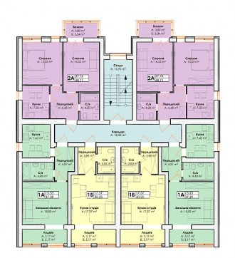 Квартира в готовом доме с своей закрытой территорией в центре Ирпеня! Чистовая о. Ирпень, Киевская область. фото 3