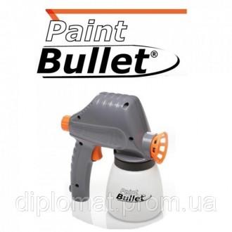 Краскораспылитель Paint Bullet (Пейнт Буллет) Вот он – самый быстрый и простой с. Одесса, Одесская область. фото 6