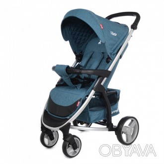 Коляска прогулочная CARRELLO Vista CRL-8505 Water Blue