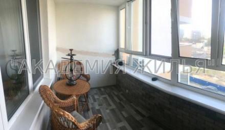 Сдам трехкомнатную квартиру. Меблированна. Номер объявления на сайте компании: R. Киев, Киевская область. фото 13