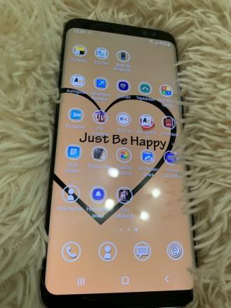 Продам Samsung s8 на две сим карты в идеальном состоянии. Полный комплект, короб. Харьков, Харьковская область. фото 5