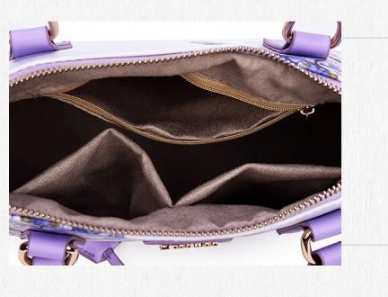 Материал экологическая кожа Внутри один отдел и 3 кармана, один из которых на мо. Запорожье, Запорожская область. фото 3