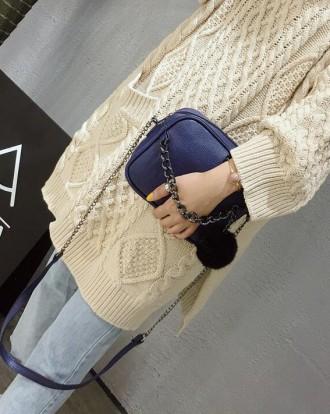 Материал экологическая кожа Внутри один отдел и карман на молнии Длина ремня 120. Запорожье, Запорожская область. фото 6
