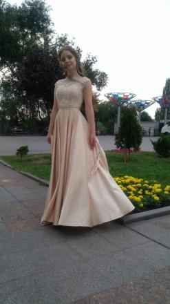 Выпускное вечернее платье.. Кривой Рог. фото 1
