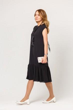 Женское вечернее платье, черного цвета. Киев. фото 1