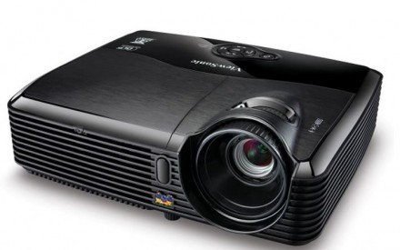 Мощный проектор VIEWSONIC PJD5123 2700ANSI ЛЮМЕН. Одесса. фото 1