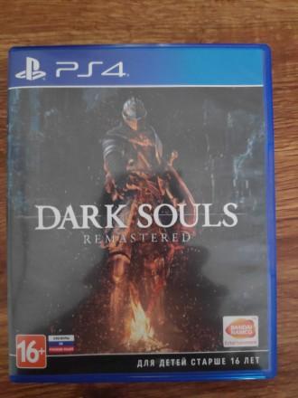 Продам dark souls remastered для ps4 800 го. Быстрым скину. Львов, Львовская область. фото 2