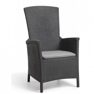 """"""" Садовое кресло Vermont """"  Усядьтесь поудобнее и расслабьтесь в прекрасном ок. Ужгород, Закарпатская область. фото 11"""
