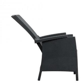 """"""" Садовое кресло Vermont """"  Усядьтесь поудобнее и расслабьтесь в прекрасном ок. Ужгород, Закарпатская область. фото 7"""