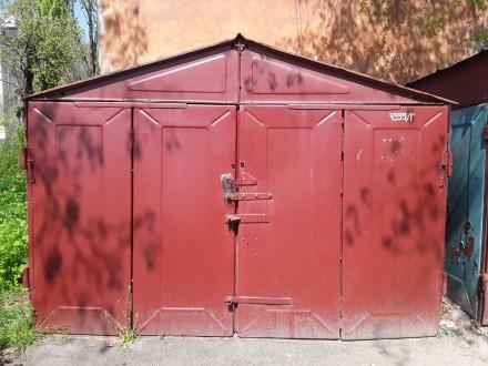 Продам металлический гараж. Днепр. фото 1