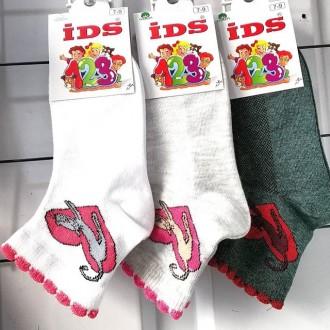 Носки детские IDS  опт Турция. Николаев. фото 1
