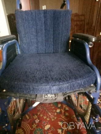 Продам инвалидную коляску, состояние новая, звонить по телефону 0677269582,09544. Запорожье, Запорожская область. фото 1