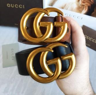 Ремень Gucci Яркий Статус Модниц-Стильный Образ Принцесс