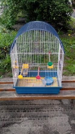 Клітка для попугая. Борисполь. фото 1