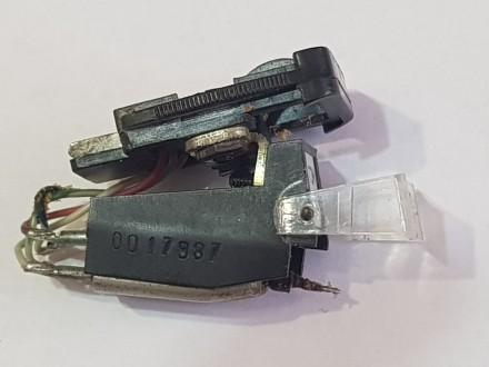 Головка звукоснимателя ГЗМ 005 Д. Хмельницкий. фото 1