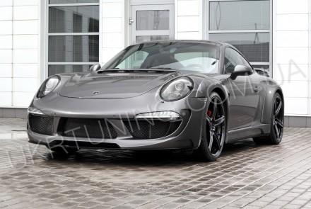 Обвес Porsche 911 991 2012 2013 2014 2015.. Киев. фото 1