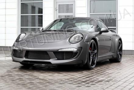 Капот Porsche 911 991 2012 2013 2014 2015.. Киев. фото 1
