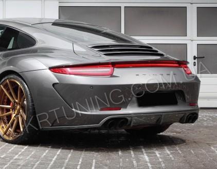 Спойлер Porsche 911 991 2012 2013 2014 2015.. Киев. фото 1