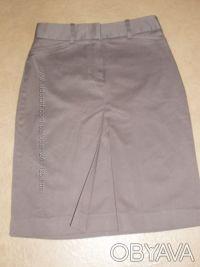 Женская классическая юбка фасон карандаш Zara Зара. Киев. фото 1