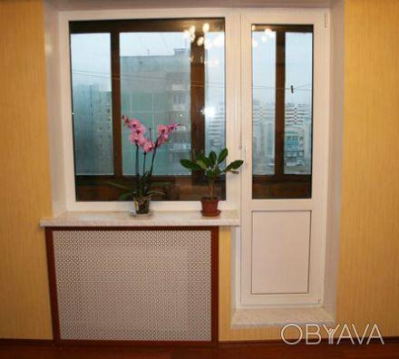 Выход на балкон! балконный блок! окно и дверь!, київ - дошка.