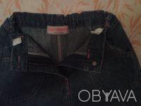 Продам джинсы на девочку на рост 86см.Джинсы хорошего качества в отличном состоя. Днепр, Днепропетровская область. фото 3