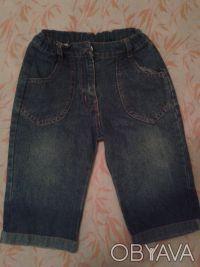 Продам джинсы на девочку на рост 86см.Джинсы хорошего качества в отличном состоя. Днепр, Днепропетровская область. фото 2