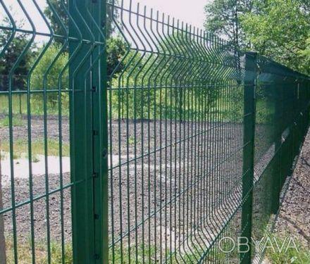 Забор металлический секционный ДСА ( 1500*2500 мм)