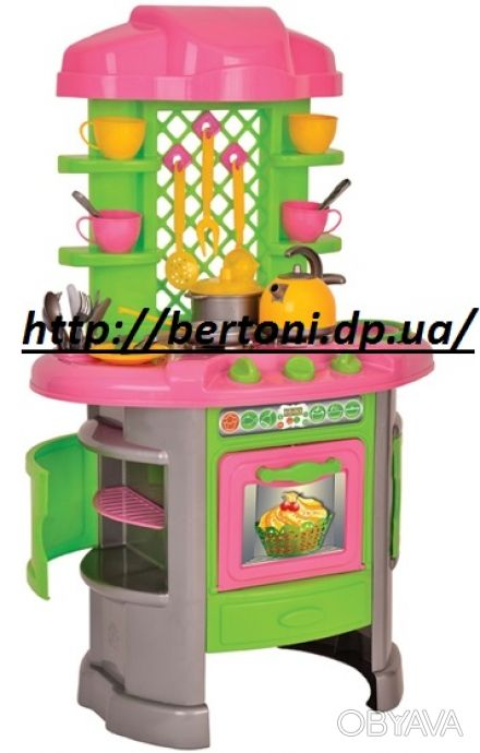 http://bertoni.dp.ua/  Детская кухня для девочек технок 8 – очень интересная и . Днепр, Днепропетровская область. фото 1