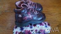 Продам ботиночки Pepino Ricosta(Германия оригинал) на девочку,р.19,по стельке 12. Чернігів, Чернігівська область. фото 11