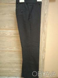 Продам НОВЫЕ детские школьные брюки для мальчика, размер 28/2, 45% шерсть, 35% в. Харьков, Харьковская область. фото 2