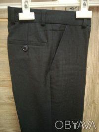 Продам НОВЫЕ детские школьные брюки для мальчика, размер 28/2, 45% шерсть, 35% в. Харьков, Харьковская область. фото 3