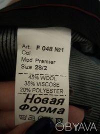 Продам НОВЫЕ детские школьные брюки для мальчика, размер 28/2, 45% шерсть, 35% в. Харьков, Харьковская область. фото 5