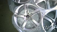 "Диски BSA Motorsport 18"" 4x108 Peugeot Citroen C4 DS4 308 3008 Ford R18 DIA 65.1. Киев. фото 1"